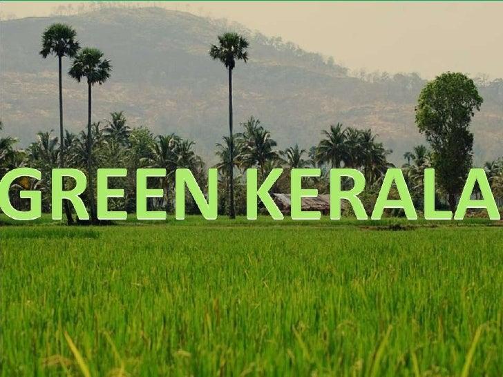 GREEN KERALA<br />