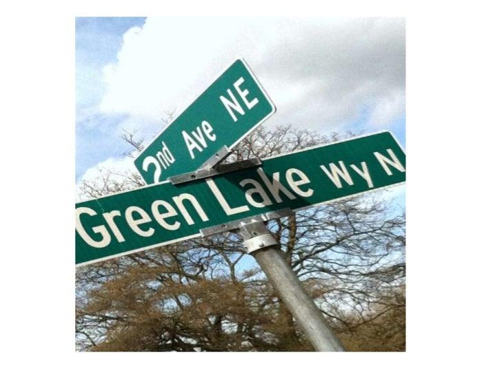 Got Green Lake? A Seattle Must-Do