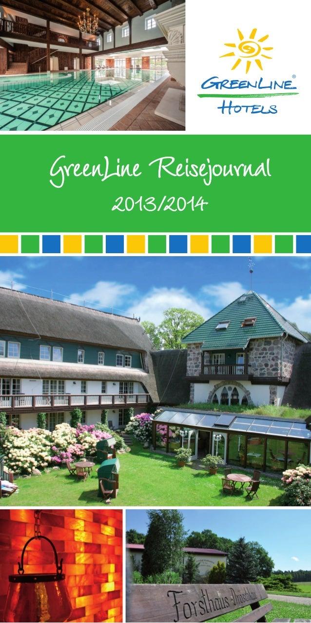 GreenLine Reisejournal      2013/2014