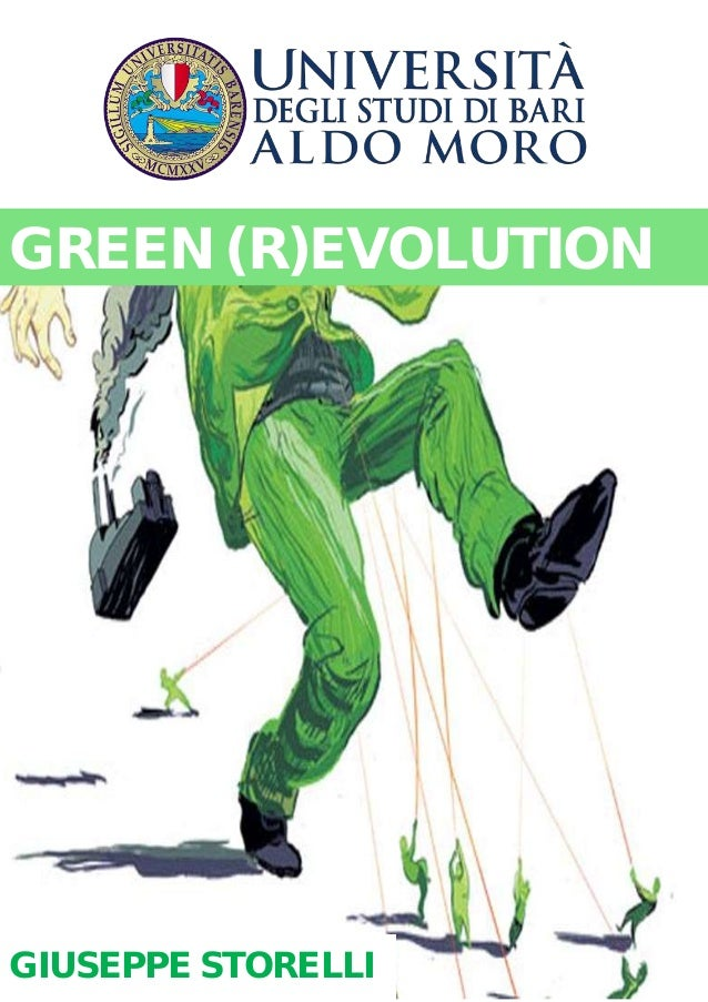 Green marketing (r)evolution