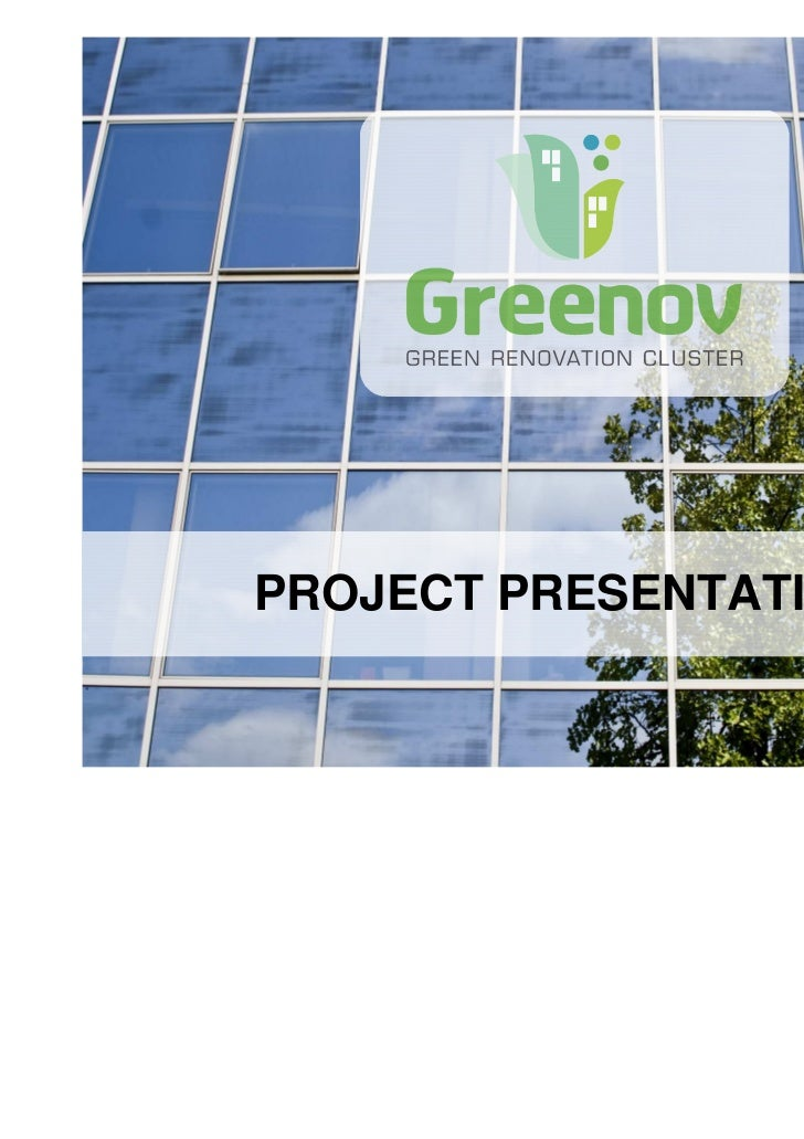 Greenov project presentation