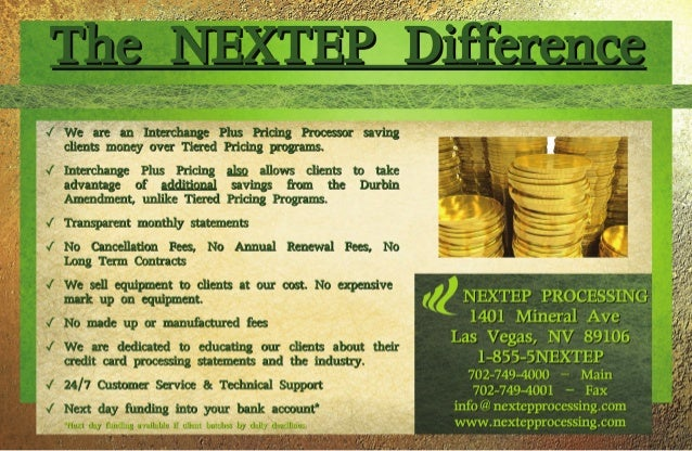 The NEXTEP Difference