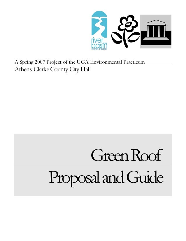 green roof essay