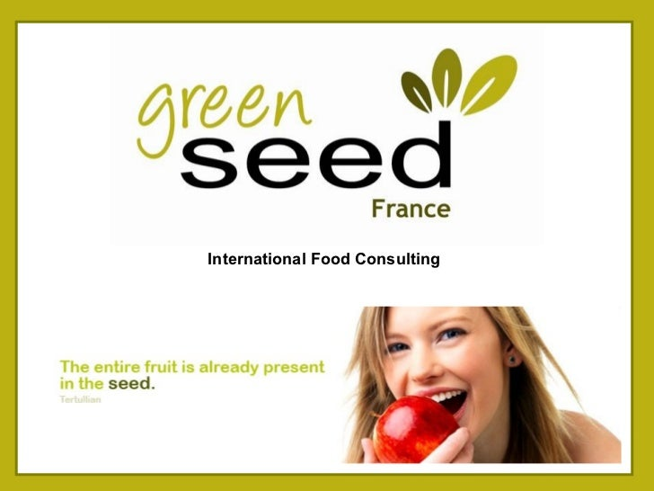 International Food Consulting