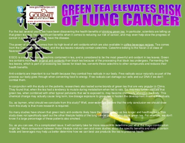 www.gourmetrecipe.com For the last several years, we have been discovering the health benefits of drinking green tea. In p...
