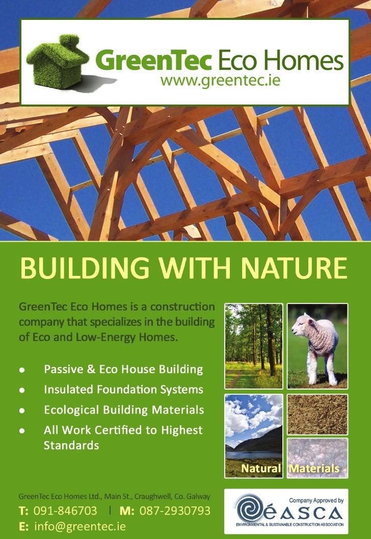 Greentec Advert