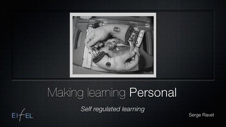 Greenwich Self Regulated Learning