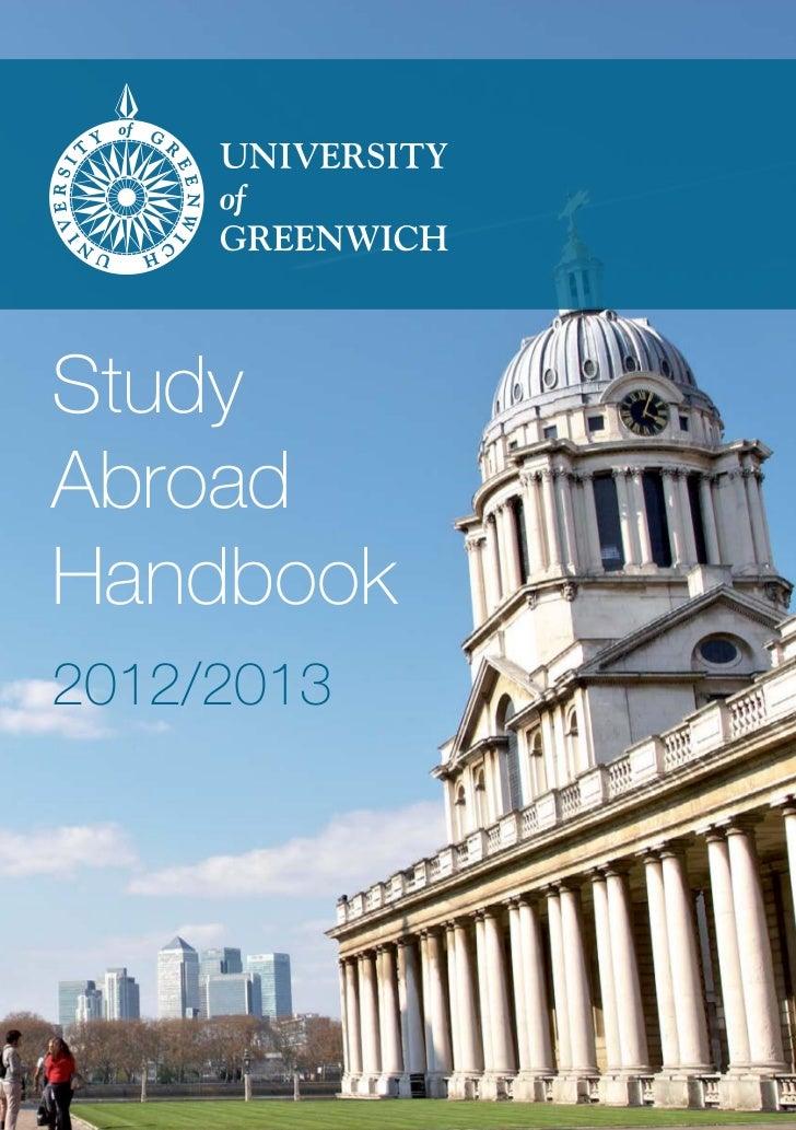StudyAbroadHandbook2012/2013            1