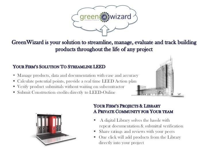Green Wizard Contractor Overview Oct