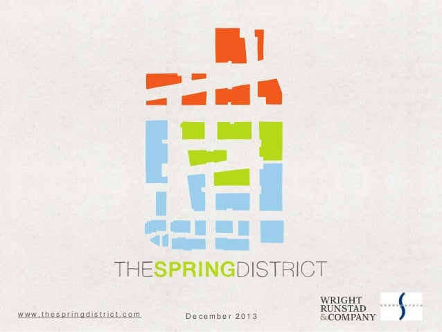Gregory Johnson: The Spring District
