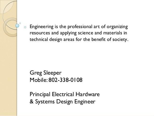 Gregory d sleeper profile