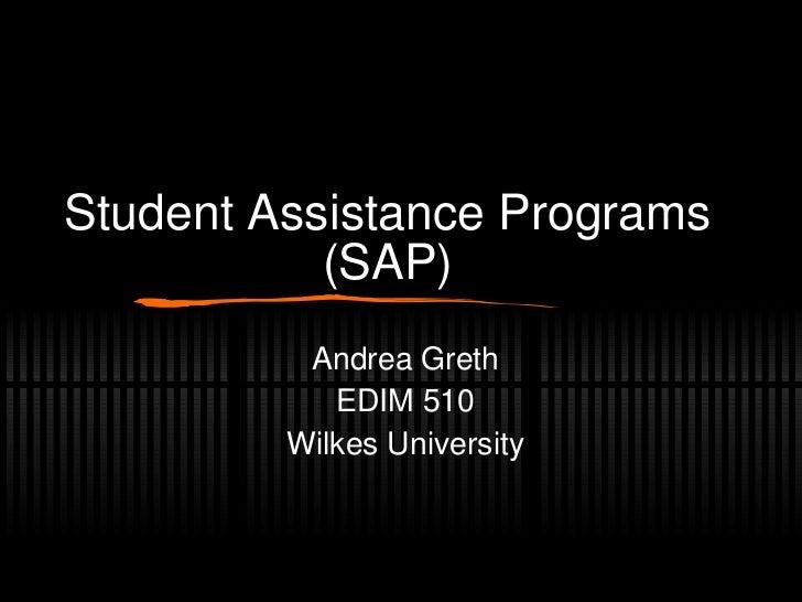 SAP online presentation