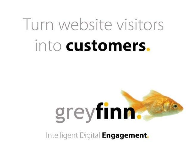GreyFinn TFM&A 2012 Show Presentation