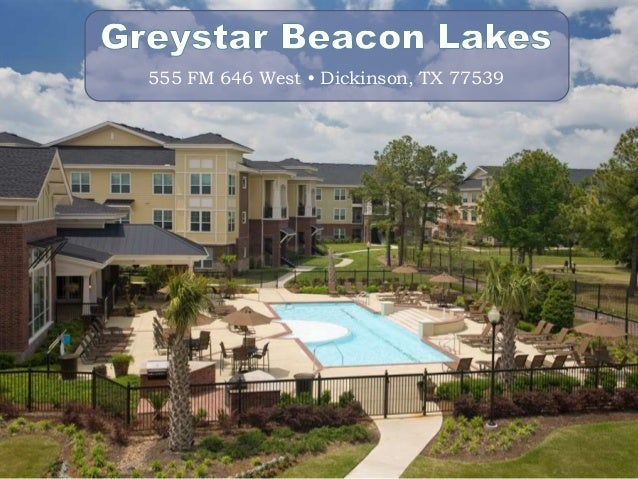 Greystar Beacon Lakes Apartments Dickinson TX