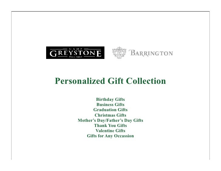 Personalized Gift Collection              Birthday Gifts              Business Gifts            Graduation Gifts          ...