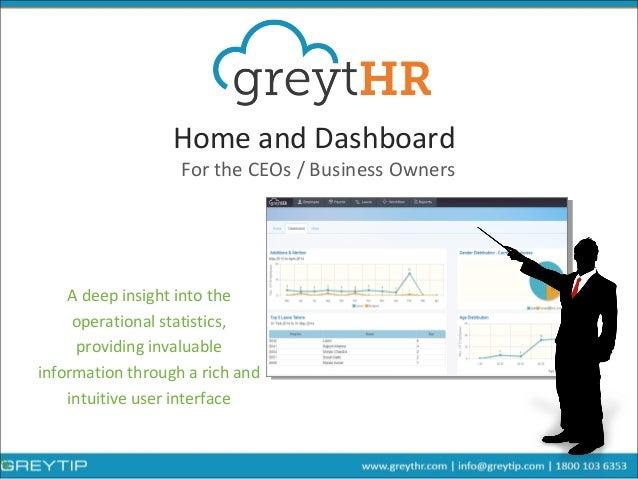 Greytip launches New Dashboard