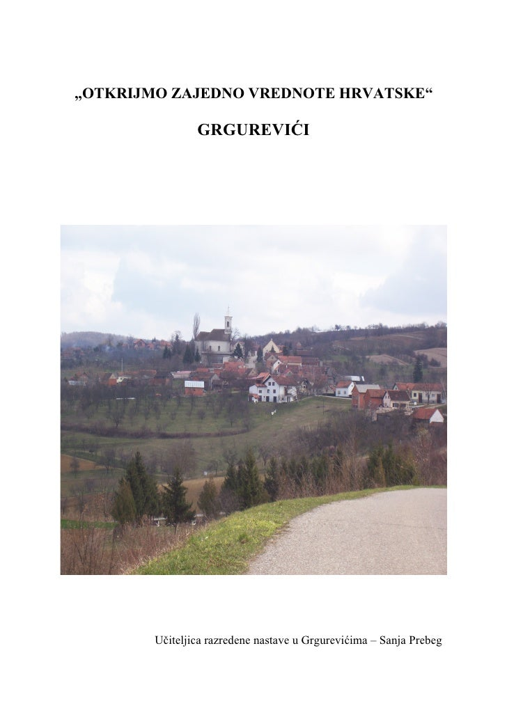 Grgurević - doc