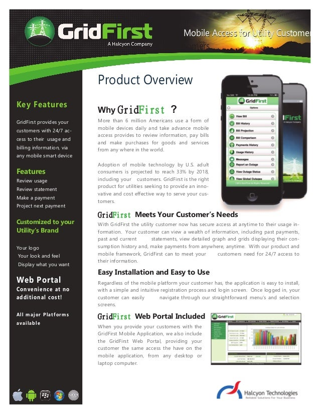 Utility | Energy Management System Services - Gridfirst.com