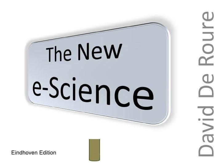 Gridforum David De Roure Newe Science 20080402