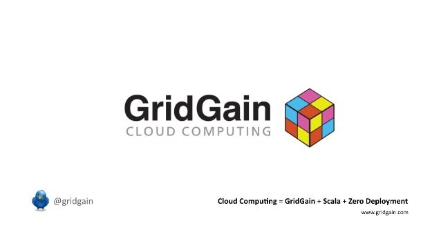 Gridgain scalar