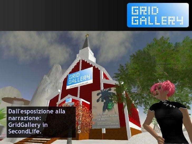 Gridgallery slides SecondLifeFestival