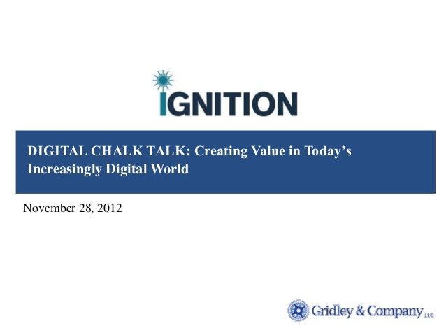 Gridley at-business-insider-2012-creating-value-in digital-world