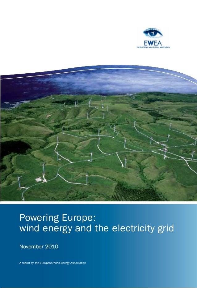 www.ewea.org                                                                                  Powering Europe: wind energy...