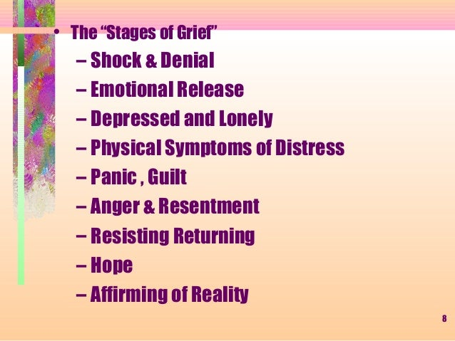 stages of reality shock pdf