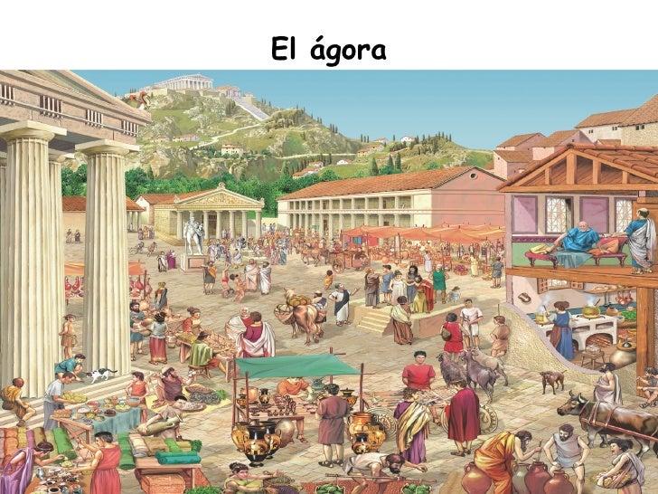 Resultado de imagen para agoras griegas