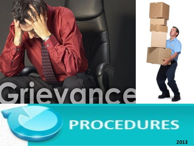 grievance handling project Grievance handling machinery introduction in industrial relations management -  grievance handling machinery introduction in industrial relations.