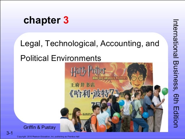 chapter 3                                                                           International Business, 6th Edition   ...