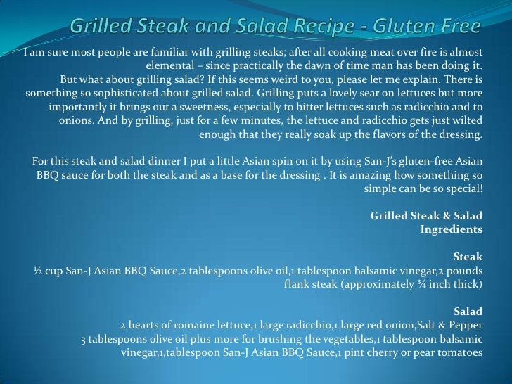 I am sure most people are familiar with grilling steaks; after all cooking meat over fire is almost                       ...