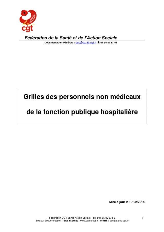 Cgt grilles indiciaires 2014 fonction publique hospitali re - Grilles indiciaires fonction publique hospitaliere ...