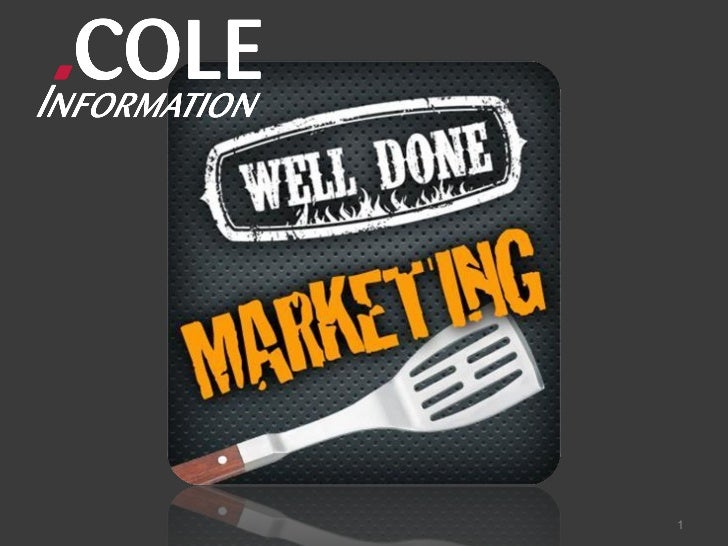 Grill Up a Mouth-Watering Marketing Campaign sept. 12