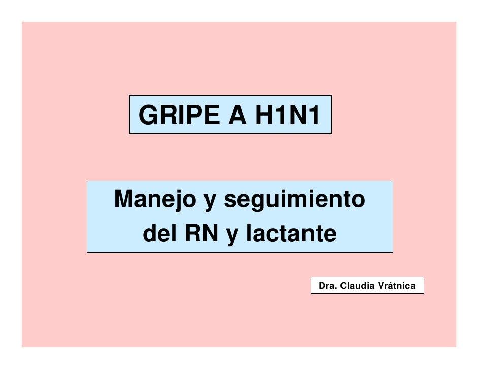 Gripe perinato