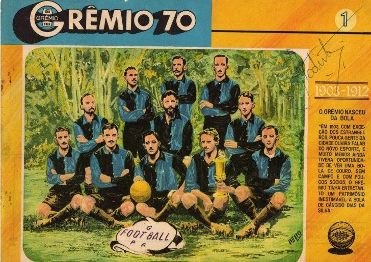 Revista Grêmio 70 - 1903.1912