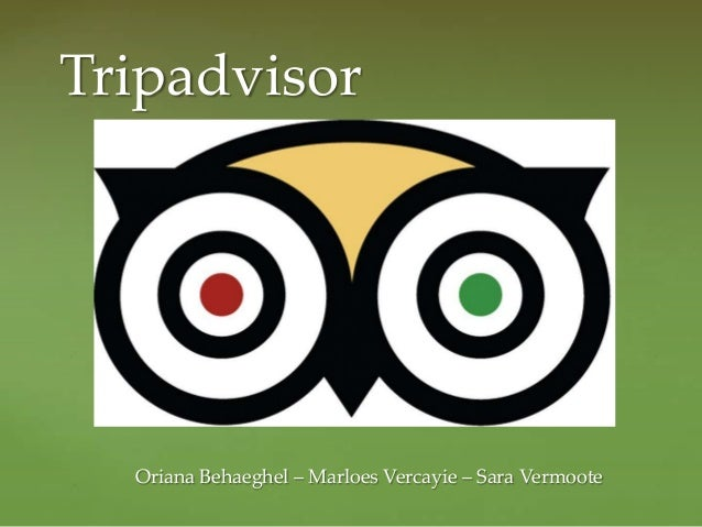 Groepswerk tripadvisor