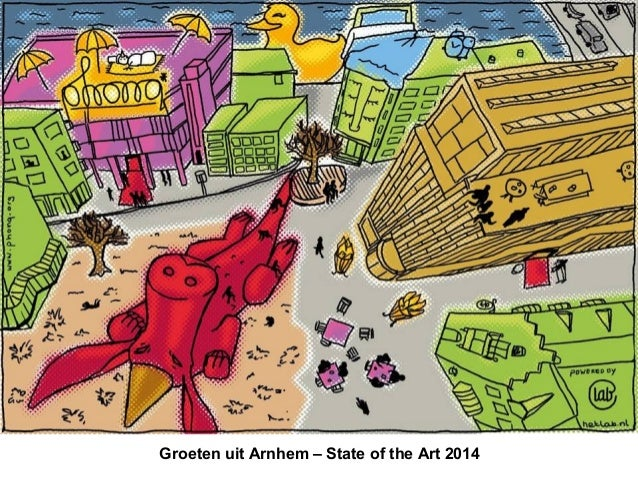 Groeten uit Arnhem – State of the Art 2014