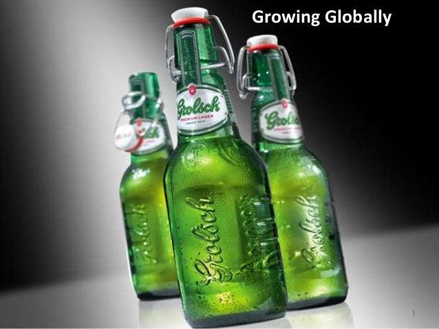 Growing Globally  1