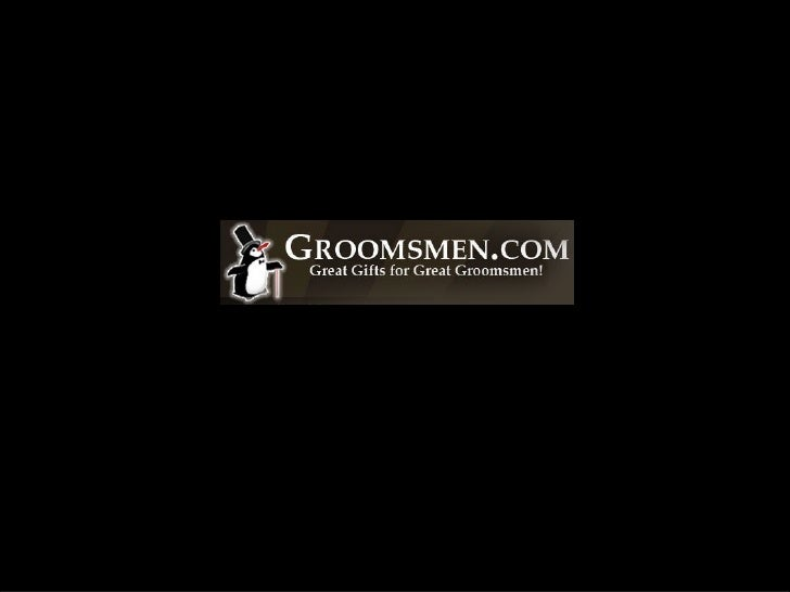 Groomsmen.com - Great Gifts for Groomsmen
