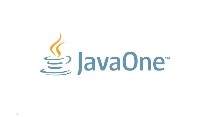 Groovy DSLs (JavaOne Presentation)