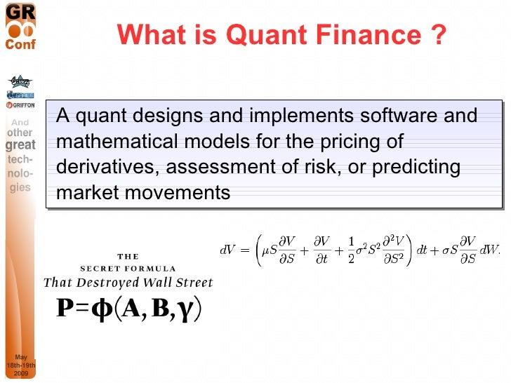 Quantitative strategies for derivatives trading pdf