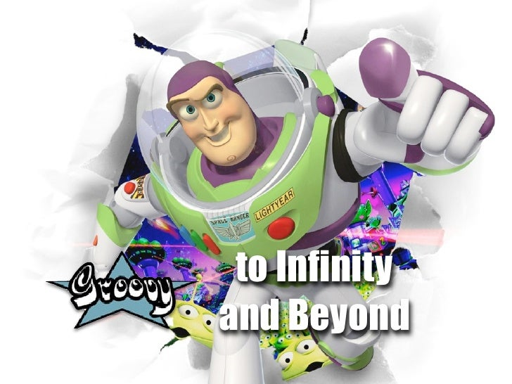 Groovy: to Infinity and Beyond -- JavaOne 2010 -- Guillaume Laforge