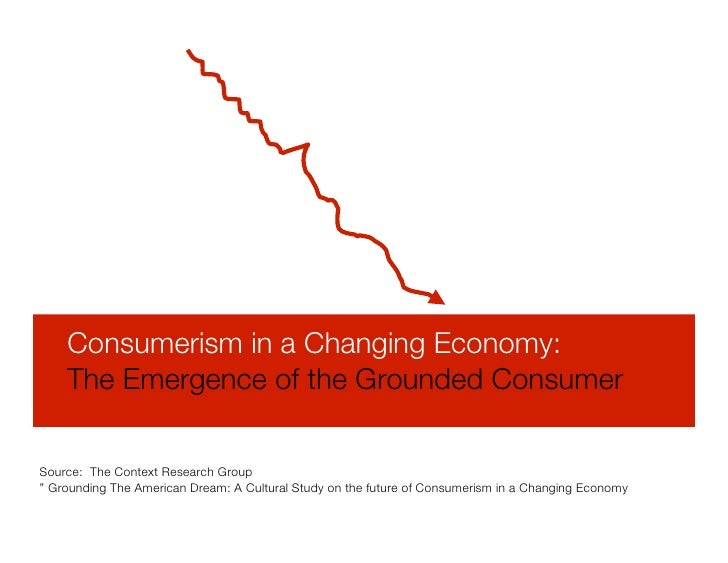 Grounded Consumer
