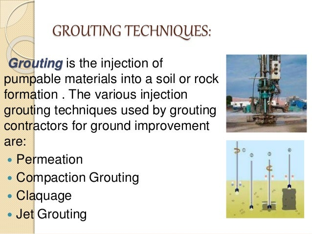 ground improvement techniques Stone columns are formed by inserting a vibrating probe to incorporate vibro menard home about us techniques policies news careers contact us sign up to our newsletter ground improvement specialists bringing innovative cost-effective ground improvement techniques to the uk techniques.