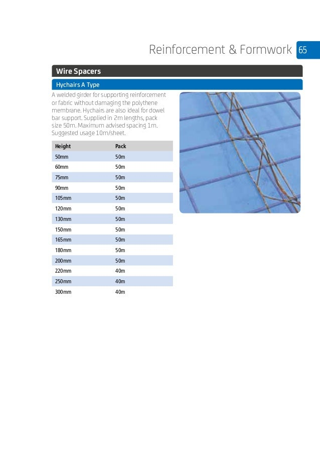 Groundworks And Civil Engineering Products