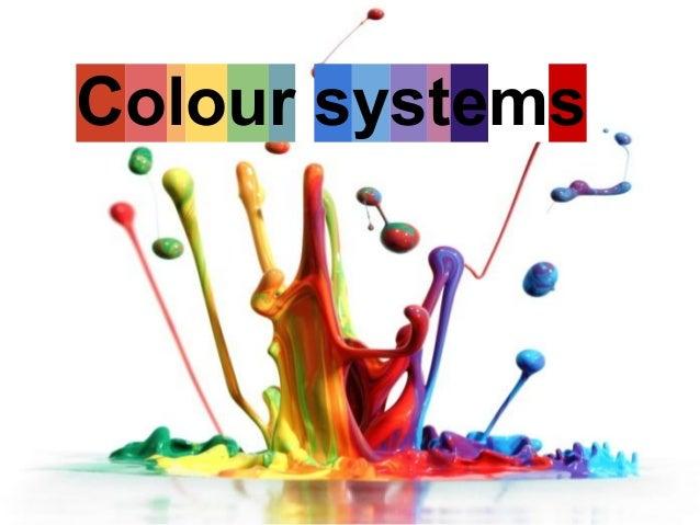 Colour systems