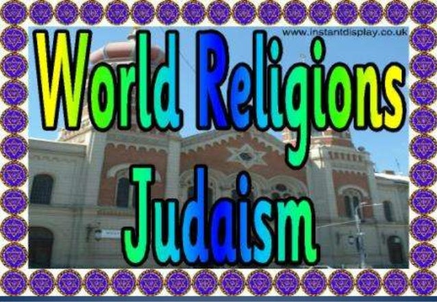 DENOMINATIONS OF JEWS • Orthodox – The majority of Jews in Britain are Orthodox Jews. They believe that God gave Moses the...