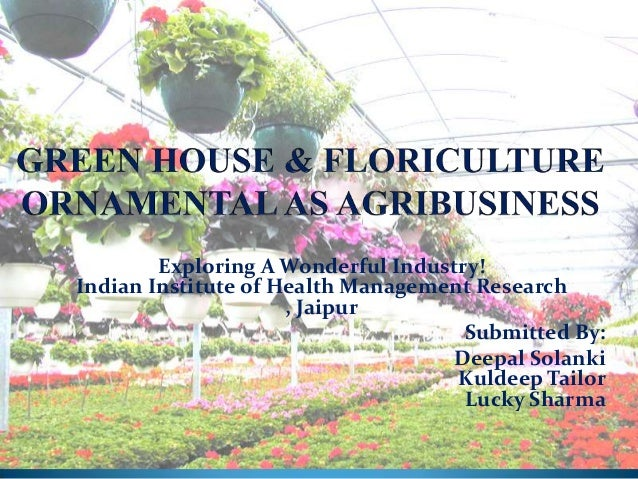 Exploring A Wonderful Industry! Indian Institute of Health Management Research , Jaipur Submitted By: Deepal Solanki Kulde...