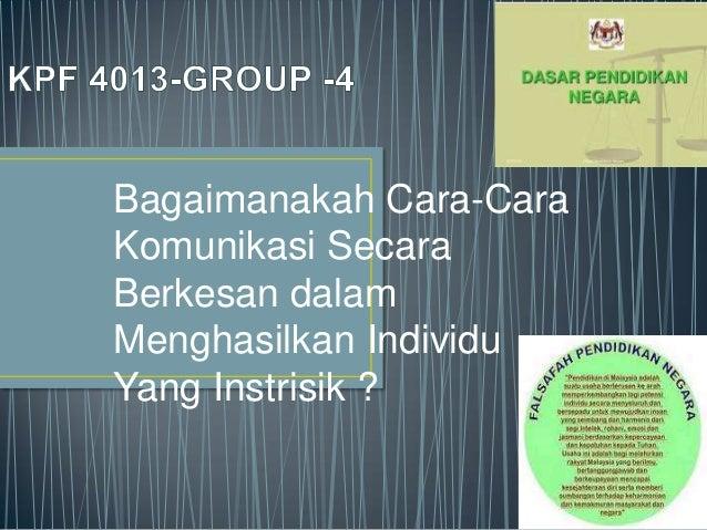 Group sri bestari 2012/2013